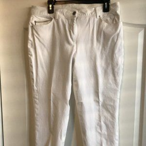 Chico's So Slimming Ankle Jeans - Size 2 (US 12)